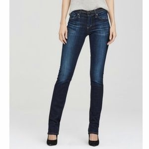 CITIZENS OF HUMANITY Ava Straight Jeans 26